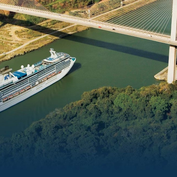 West Palm Beach Ad: PANAMA CANAL CRUISE 10 DAYS MARCH 26 FROM FT. LAUDERDALE