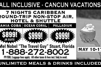 Cancun!