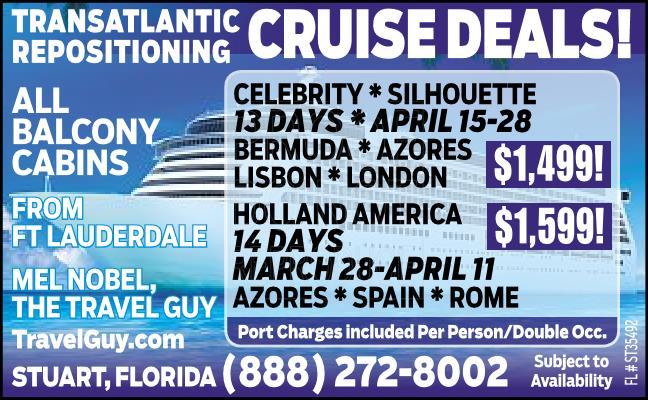 Cruise Deals!