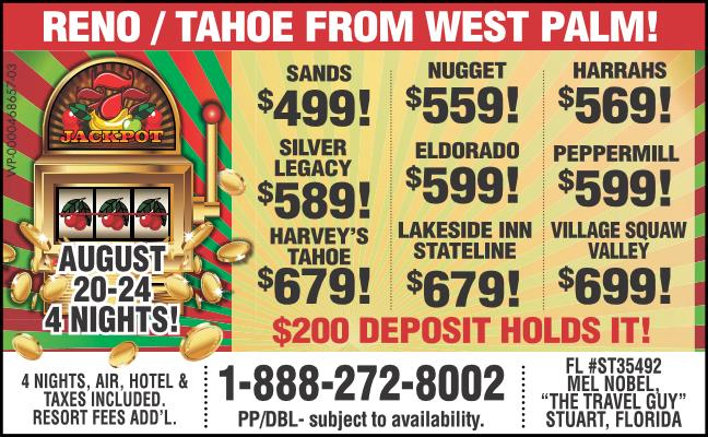 Reno/Tahoe